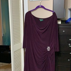 Ralph Lauren semi-formal dress